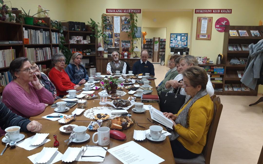 Mikołajski Klub Poezji