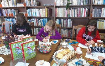 Dyskusyjny Klub Książki dla dzieci i młodzieży