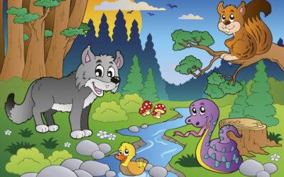 Ogólnopolski Tydzień Czytania Dzieciom – Dzień 9