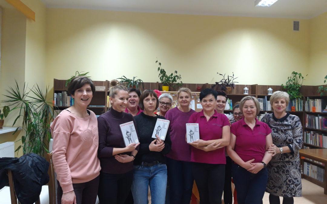 Spotkanie Dyskusyjnego Klubu Książki dla dorosłych
