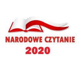 My również czytaliśmy – Narodowe Czytanie 2020