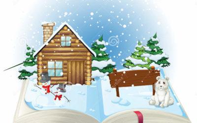 """""""Zimowe czytanie"""" w ramach ferii bibliotecznych"""