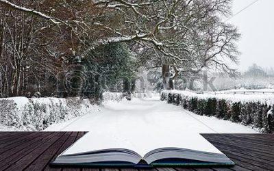 """Zimowa bajka relaksacyjna w ramach """"Zimowego czytania"""""""
