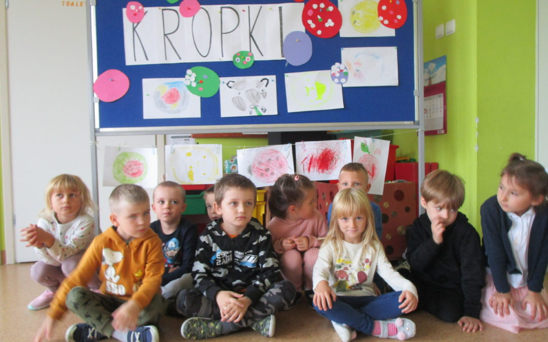 Kropka w przedszkolu