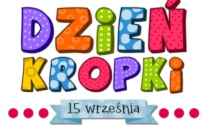 Dzień Kropki z Klubowiczami DKK dla dzieci